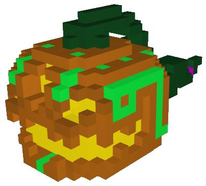 Pumpkin Floateye