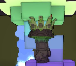 Dark Mushroom King