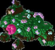 Topiary Terrapin Model