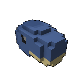 Big Blue Bronto