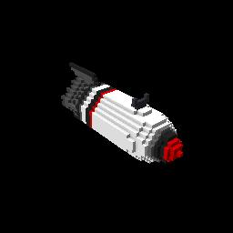 F4-S.T. Prototype Rocket