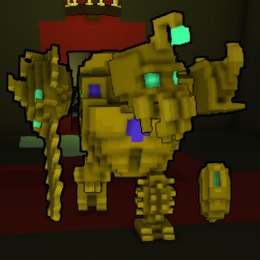 Golden Sea Idol