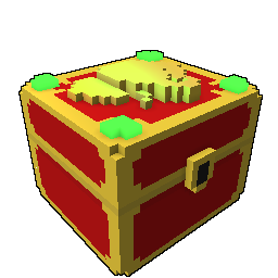Cookiephant Adventurer's Chest