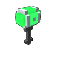 Adventurine Srongbox Key
