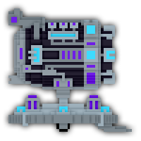Grapple Turret