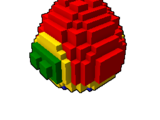 Dormant Block Dragon Egg