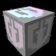 Metallic Block Recipe