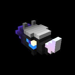 Blue Terror Turtle