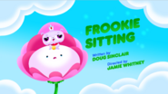 Frookie Sitting