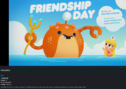 Friendship in guide missing Day