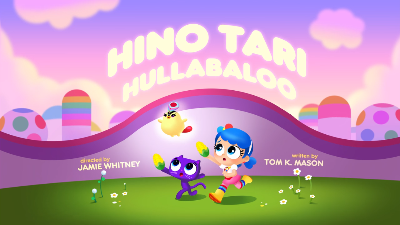 Hino Tari Hullabaloo True And The Rainbow Kingdom Wiki Fandom