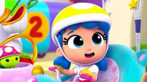 Meet the Racers - True and the Rainbow Kingdom Episode Clip
