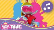 Princess Grizbot Song Dance and Sing with True True and the Rainbow Kingdom
