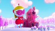 11-Princess Grizbot-next to Grizelda's castle