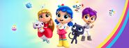 True and the Rainbow Kingdom Facebook cover photo