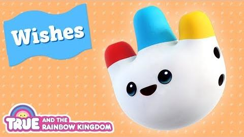 Wishes - Meet Tisway! - True and the Rainbow Kingdom Episode Clip