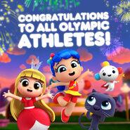 True Olympic Games