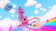 6-Great Grizmos-Rainbow slide
