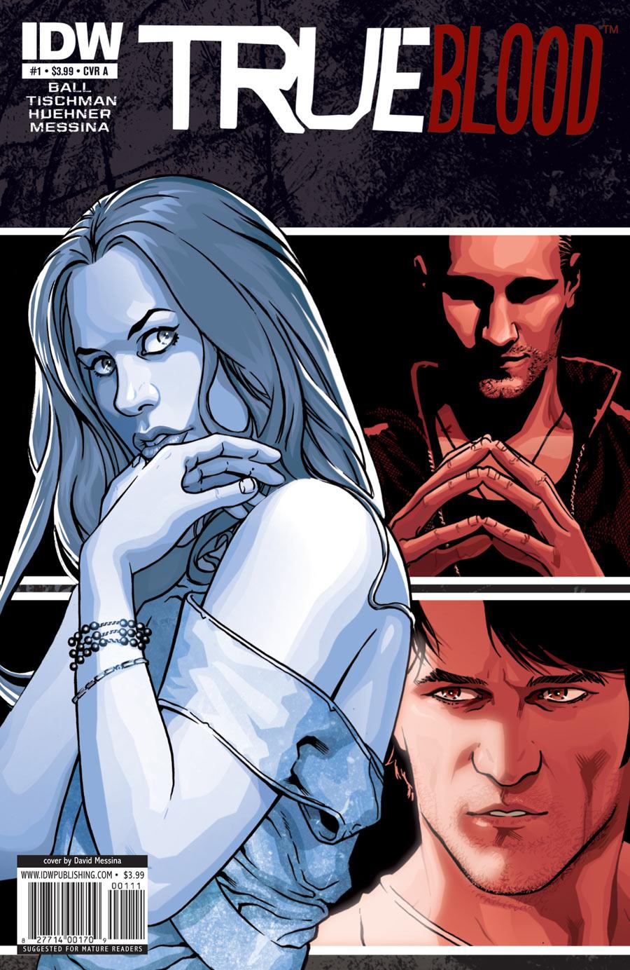 Gallery:True Blood Comic Book Series