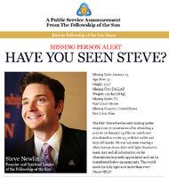 Newlin Where the Hell is Steve Newlin?