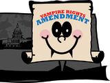 Vampire Rights Amendment