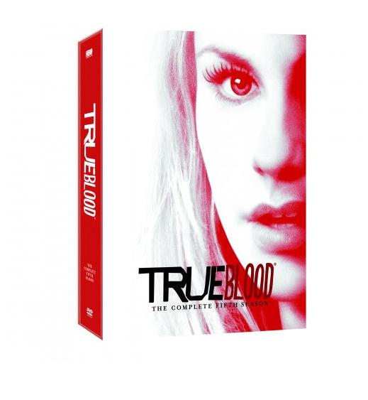 True Blood - The Complete Fifth Season (DVD)