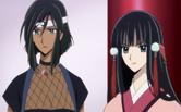 Amaterasu and Souma