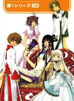 CLAMP in 3-D Land Gallery