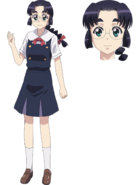 S2 characterArt Chisato