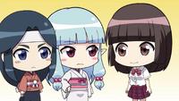 Kasumi Mini Anime