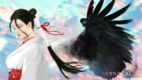 Episode 20 Endcard by Kurosawa R
