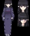 S2 characterArt Azami