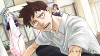 Episode 13 Endcard by Kosuke Oono