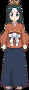 Kukuri-main Anime Design