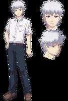 S2 characterArt Akito