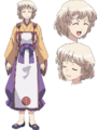 S2 characterArt Taguri