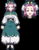 S2 characterArt Bakura