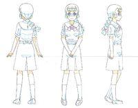 Chisato Anime Cel Art