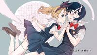 Episode 15 Endcard by Mayu Minase
