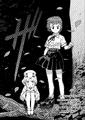 Sunao and Kotetsu Manga Debut