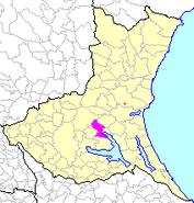 Ibaraki Ishioka-city
