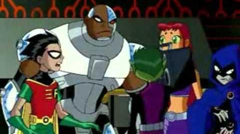 Teen Titans Season 1 Episode - The Lost Episode `Promo (Captioned)