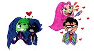 Titans go couples by transformers3roxcb d6dl2vy-fullview