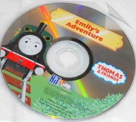 Emily's Adventure (Take Along DVD)