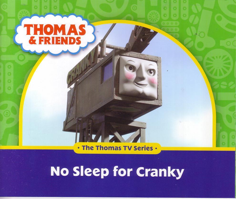 No Sleep for Cranky (book)