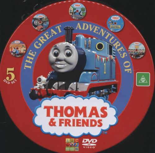 The Great Adventures of Thomas and Friends
