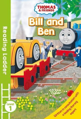 Bill and Ben (book)