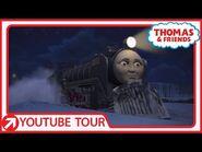 Night Train (גרסת הנפשה ממוחשבת)
