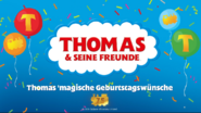Thomas'MagicalBirthdayWishesGermanLogo