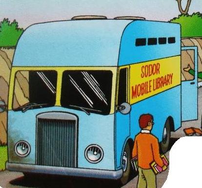 Sodor Mobile Library